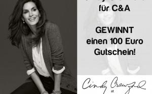 Gewinnt mit modeverliebt einen 100 € Gutschein für die Cindy-Crawford-für-C&A-Kollektion
