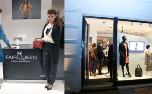 Fair-Queen Store Opening im Oktober in Berlin-Premium-Green-Fashion !