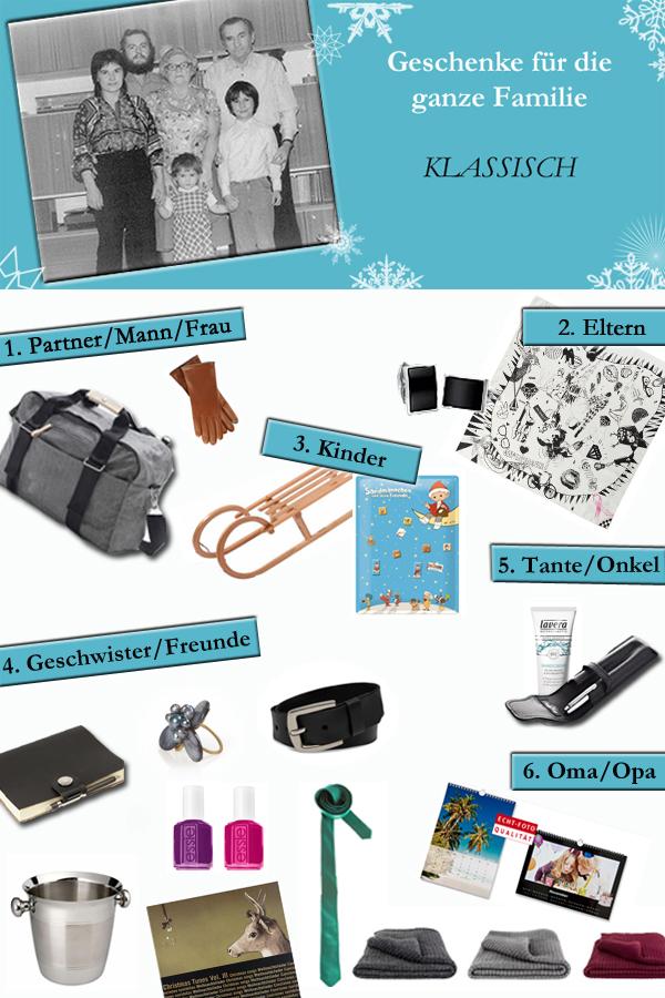 Klassische Weihnachtsgeschenke.Weihnachten 2012 Klassische Geschenkideen Für Die Ganze Familie