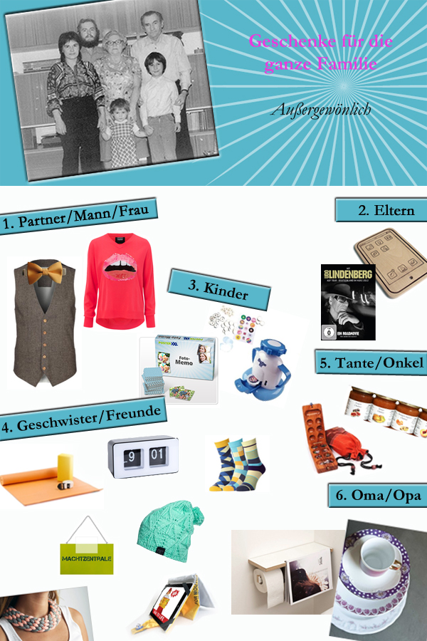 Weihnachten 2012 Aussergewohnliche Geschenkideen Fur Die Ganze Familie