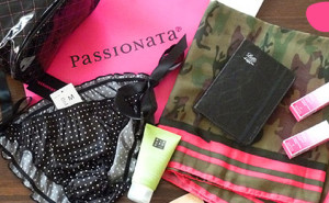 modeverliebt Gewinnspiel-Fashion-Week-Goodies von Passionata Tom Tailor Denim Letts London Rituals