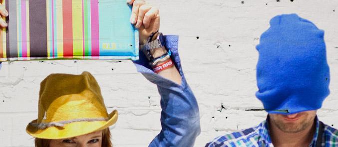 Mühlbauer, Jeans, Denim, Blau, JustFab, Karohemd, Kleber Tasche - modeverliebt Style Tagebuch zur Mercedes-Benz Fashion Week in Berlin