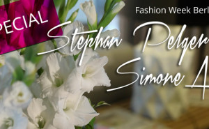 "VIDEO SPECIAL ""Flower"" Show by Designer Duo Simone Anés & Stephan Pelger - Berlin Fashion Week SS 2014"