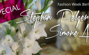 "VIDEO SPECIAL ""Flower"" Show by Designer Duo Simone Anés & Stephan Pelger - Berlin Fashion Week SS 2014"