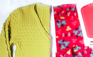 Gewinnspiel! Gewinne ein Retro Fashion Set mit Pullover und Bluse von WHO´S THAT GIRL und WOW TO GO! sowie Nagellack von Sally Hansen und einer Clutch aus Silikon von Primark bei modeverliebt.net